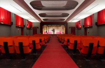 Cinema Teatro Delfino - Milano
