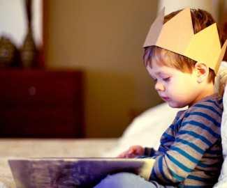 Dicembre con letture ITER per i bimbi