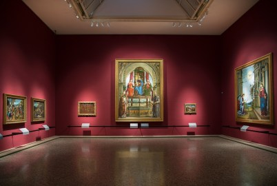 Gennaio in Pinacoteca di Brera