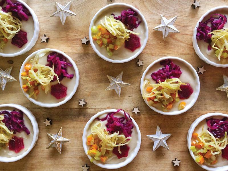 Quattro ricette facili facili per un buonissimo pranzo di Natale