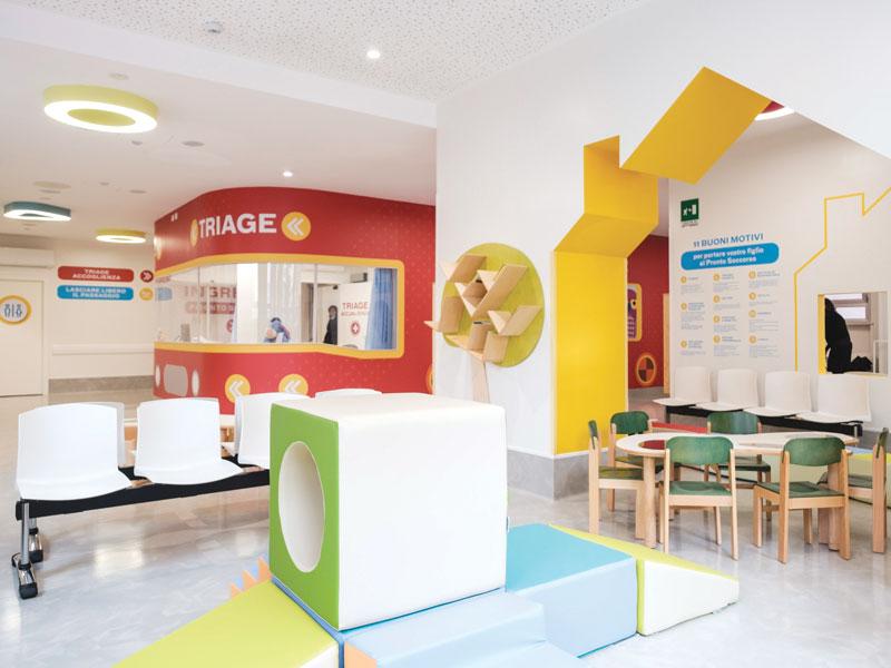 Pronto Soccorso Pediatrico – Torino