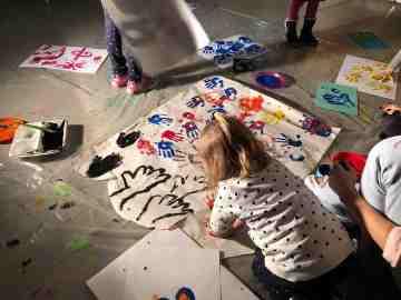 Atelier kids di febbraio a Il Museo in erba, in Svizzera