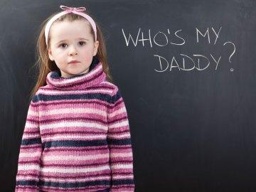 Il test di paternità