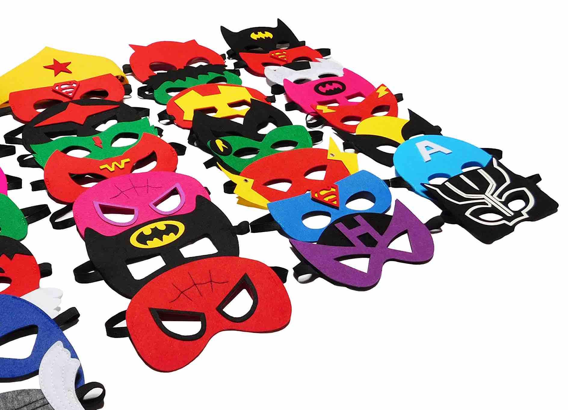 GG maschere per carnevale