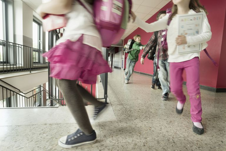 Lo zaino di scuola è troppo pesante?