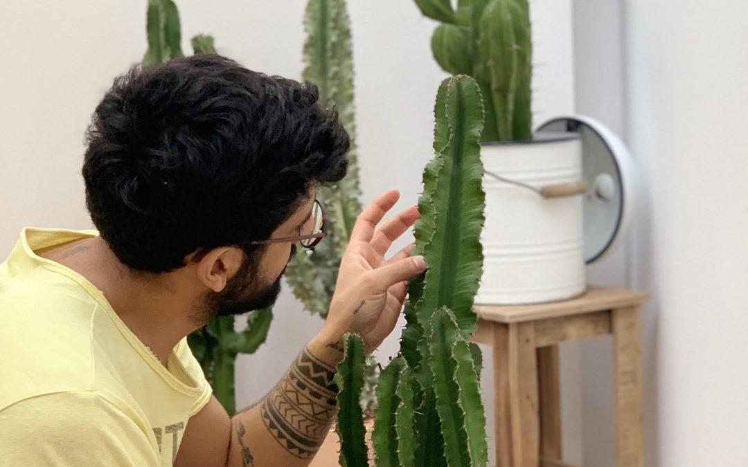 A lezione di pulizie di primavera con il guru Luca Guidara