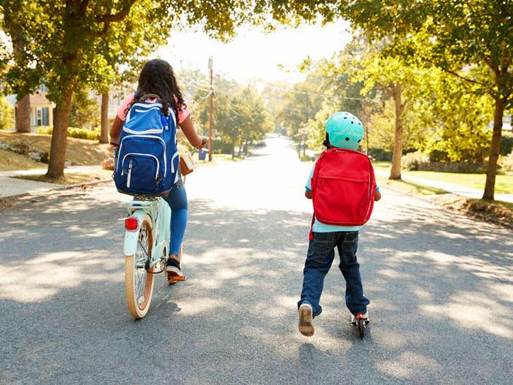 Il 21 marzo tutti a scuola in bicicletta