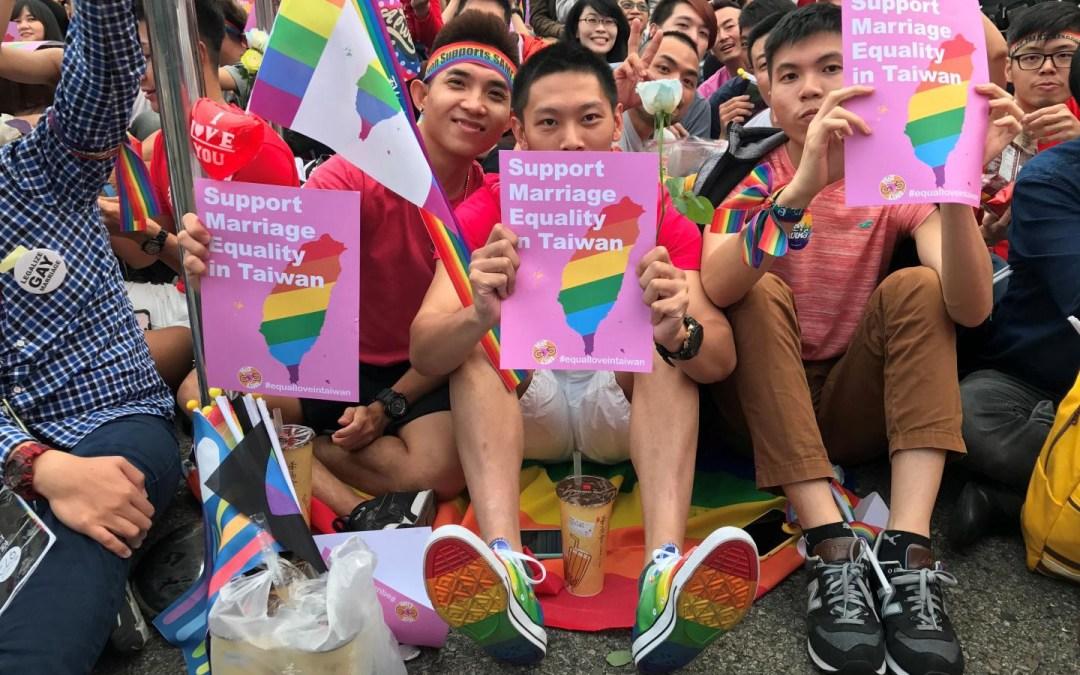 Taiwan legalizza i matrimoni omosessuali: il primo Paese in Asia