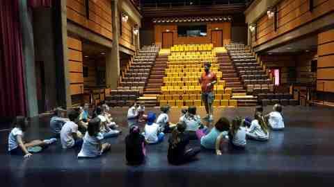 Giugno alla Casa del Teatro Ragazzi e Giovani di Torino