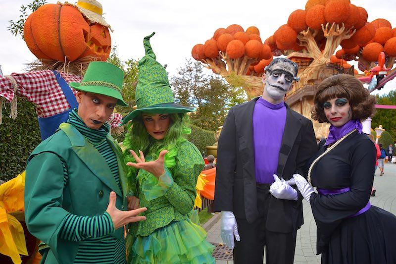 Halloween, a cacciadel mostro nei luoghi insoliti