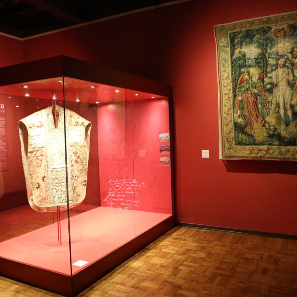 GG museo del tesoro del duomo di vercelli ottobre