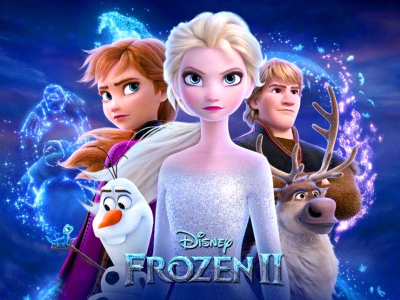 Cinema con bebè – Frozen II. Il segreto di Arendelle