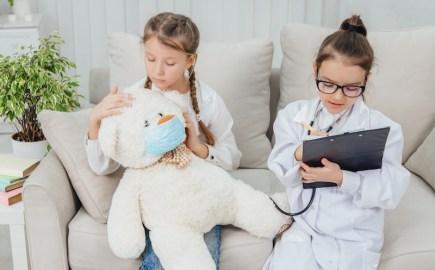 La tosse dei bambini e altri malanni di stagione