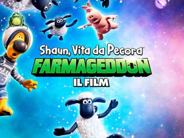 Cinema con bebè - Shaun vita da pecora: Farmageddon
