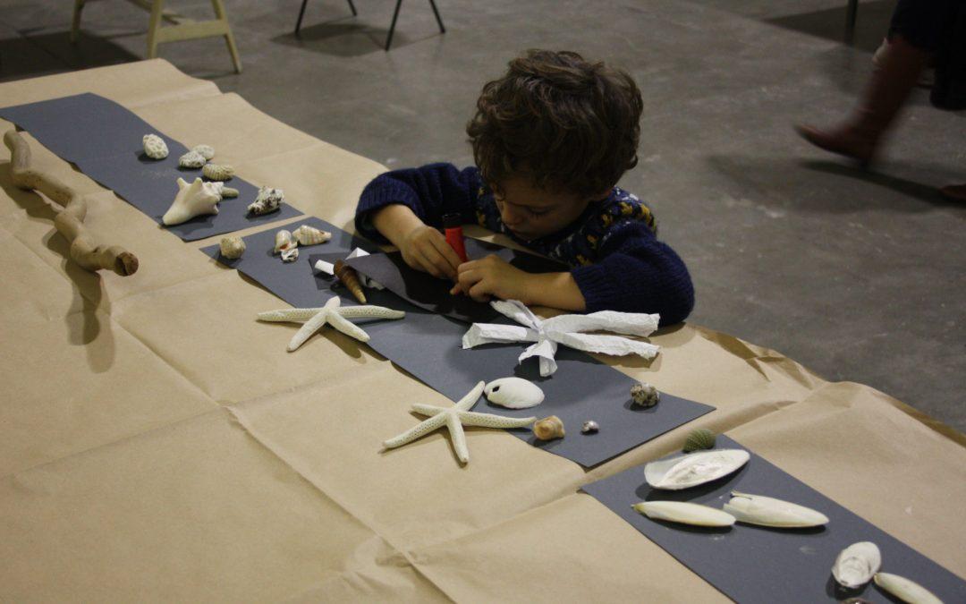 Visite e laboratori kids di marzo con Fondazione Arnaldo Pomodoro