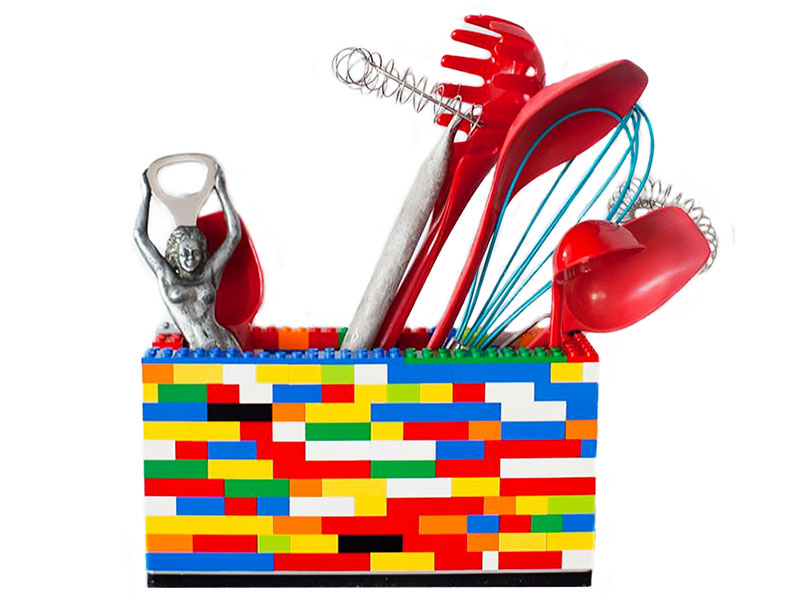 Festa del papà - LEGO idee creative - attrezzi cucina giovanigenitori.it