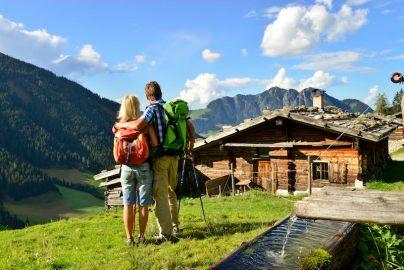 Nella vicina Austria con bambini: il Tirolo dell'Alpbachtal