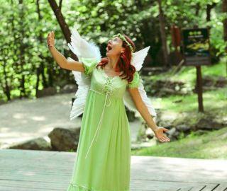 Forest Therapy per famiglie con Elèin la fata dei boschi a settembre