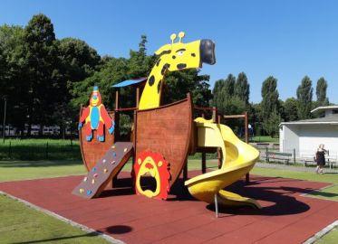 Giocare all'aria aperta a Torino: le nuove aree gioco in città
