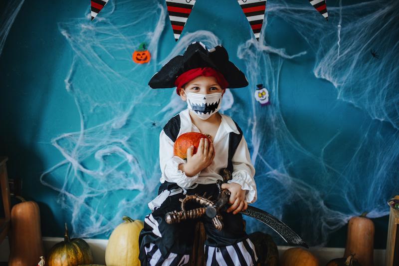 halloween con covid