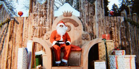 Levico Terme: il Mercatino di Natale Asburgico