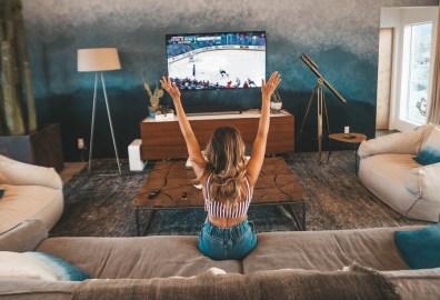 La televisione al posto giusto