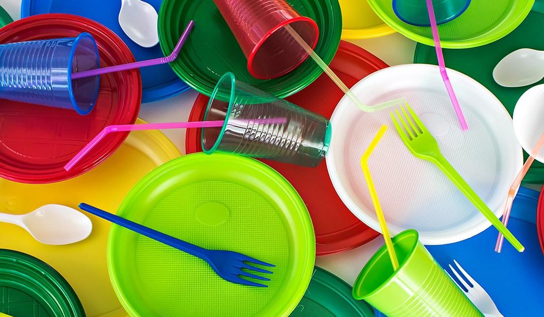 Cannucce, posate &co: dal 1 gennaio la Francia ha proibito la plastica usa e getta