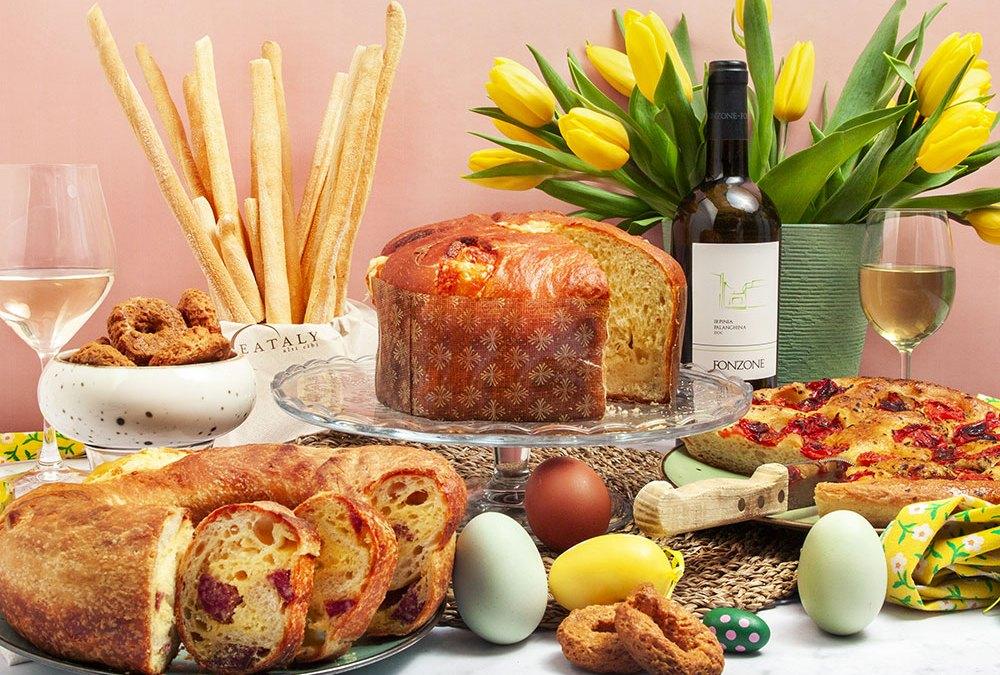 Golosissima Pasqua con Eataly Lingotto