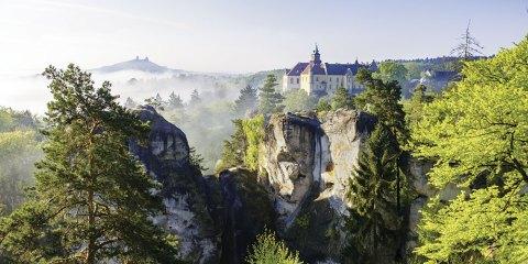 Repubblica Ceca: le meraviglie della Via delle Montagne