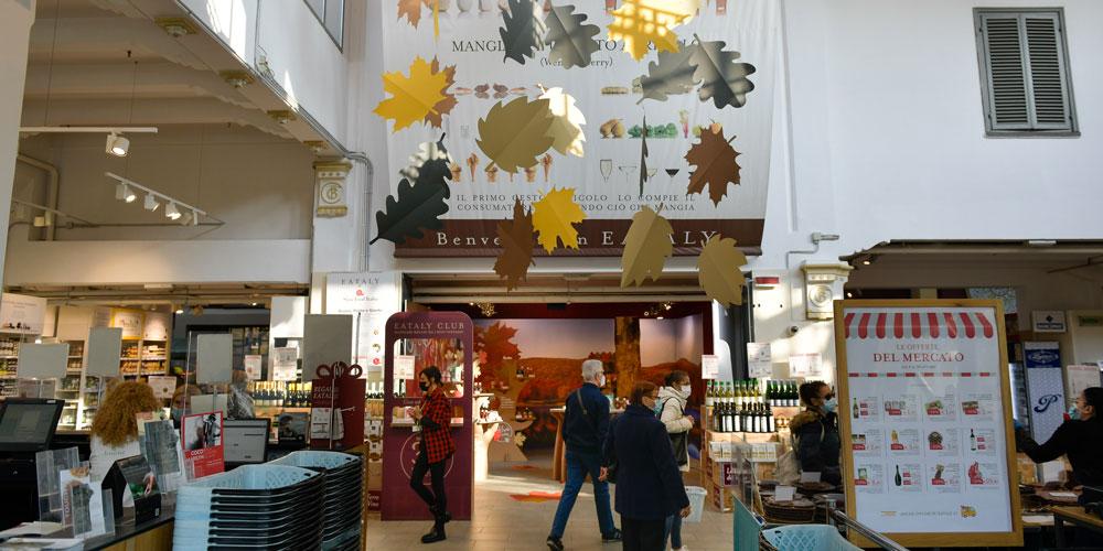 Tutto il sapore dell'autunno da Eataly Lingotto
