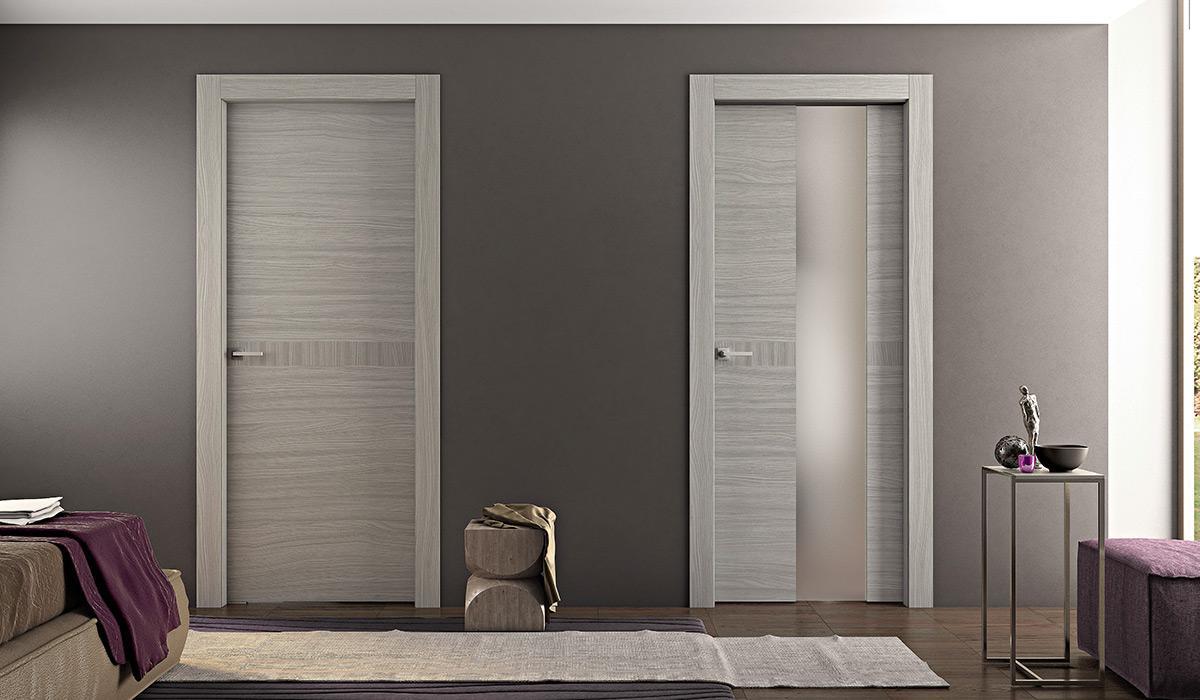 Produzione di porte da interno su misura a Roma