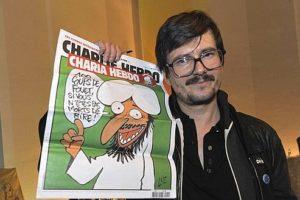 FRANCE-MEDIA-CRIME-NEWSPAPER-RELIGION-ISLAM