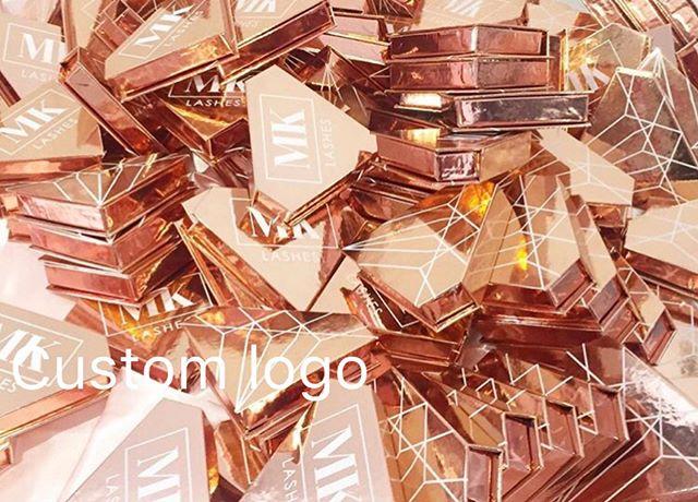 custom eyelash boxes wholesale