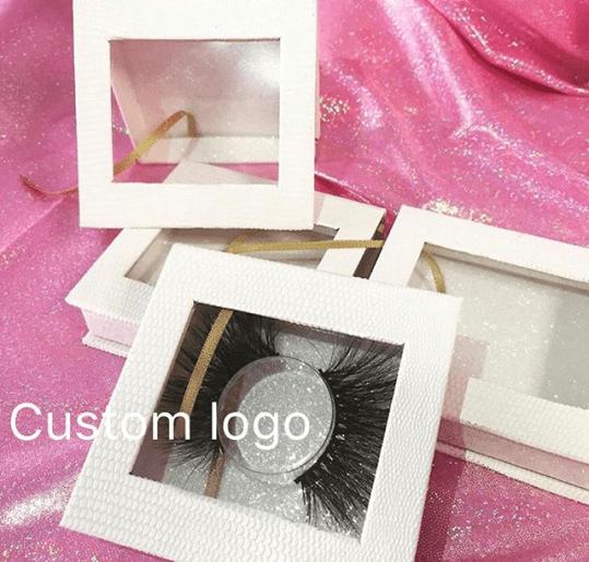 eyelash box manufacturer usa