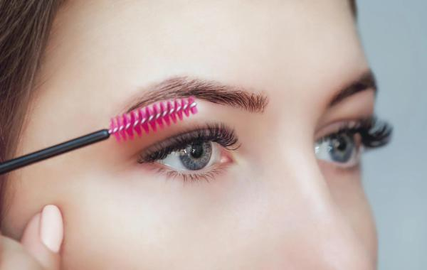 How to apply mink strip Lashes in New York