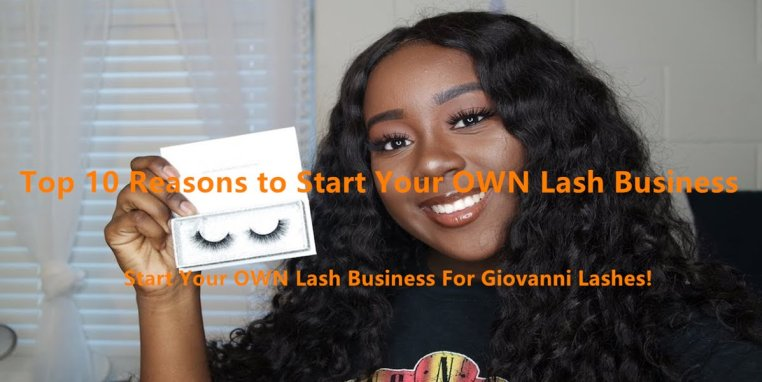 If you are not sure yet, here are the 10 best reasons to start your own lashes business.