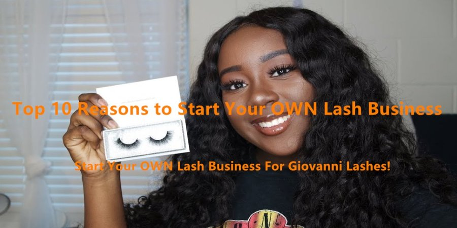 Top 10 Reasons to Start Your Own Lash Business