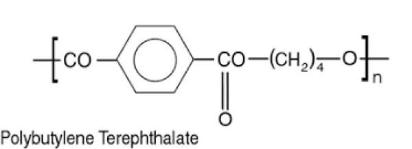 PBT Fiber is a thermoplastic semi-crystalline polymer.