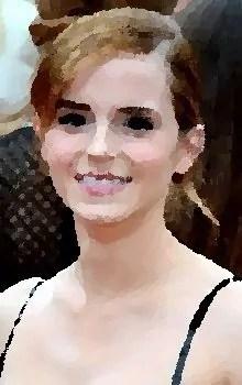 Emma Watson, servizio fotografico per Vogue