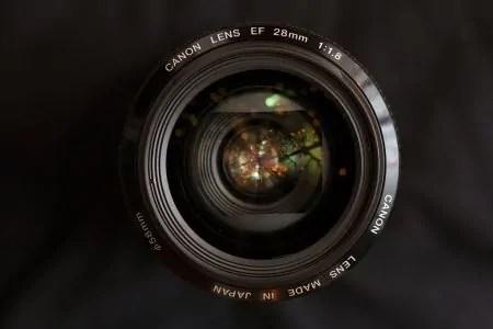 Noleggio Obiettivo fotografico