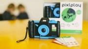 Servizio fotografico bambino: Pixlplay, la fotocamera preferita dai piccoli