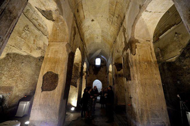 basilica sotterranea porta maggiore