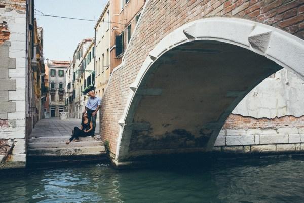 pre wedding venezia