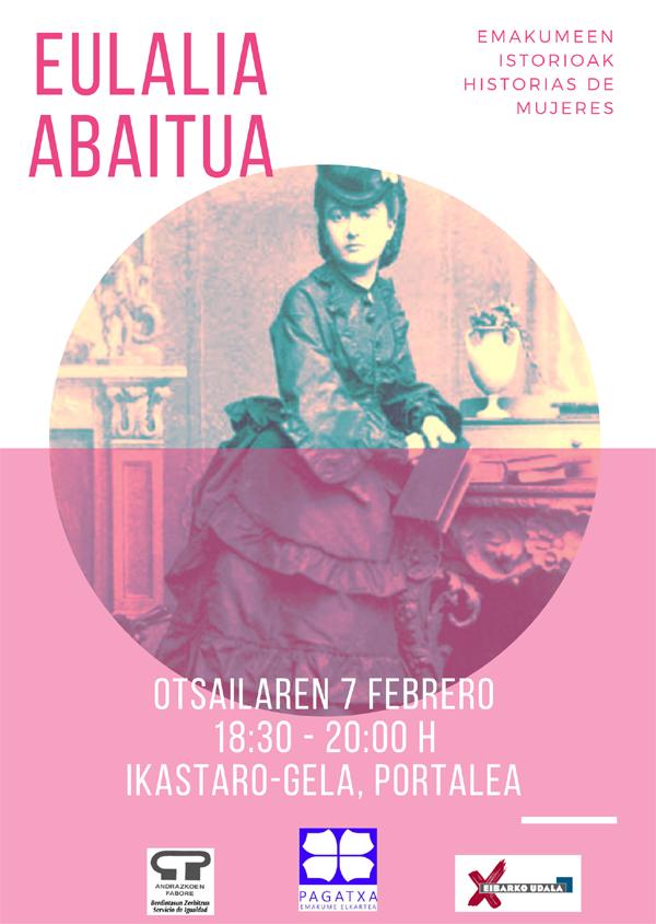 Eulalia Abaitua 7 febrero pek