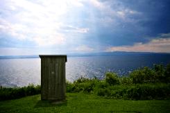 Stilles Örtchen, Gaspé
