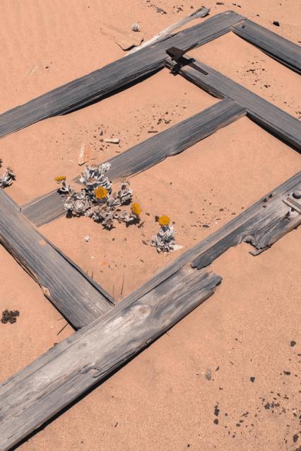 Die Tür zur Wüste, Namibia