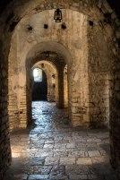 Festung bei Porto Palermo, Albanien