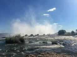 Mosi-oa-Tunya: Rauch der donnert