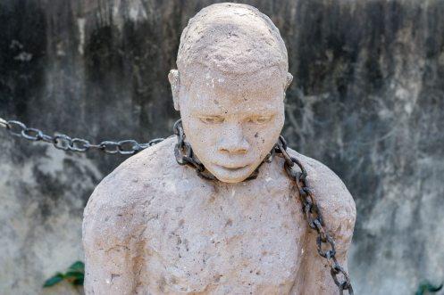 Sansibar Reisebericht: Auf dem ehemaligen Sklavenmarkt