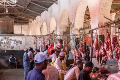 Sansibar Reisebericht: Auf dem Darajani Markt